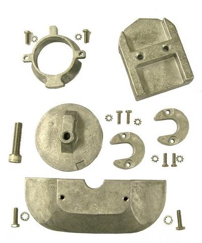 Mercury / Mercruiser Anode Kits