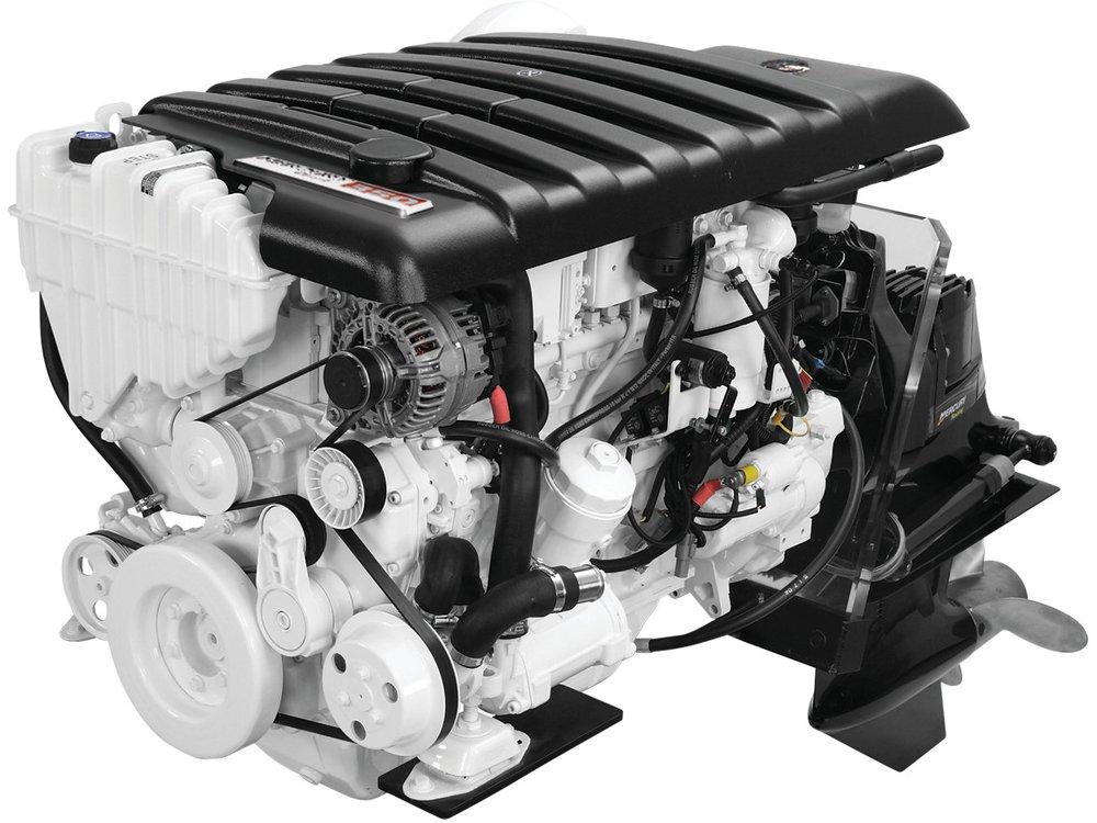mercury diesel 4.2L