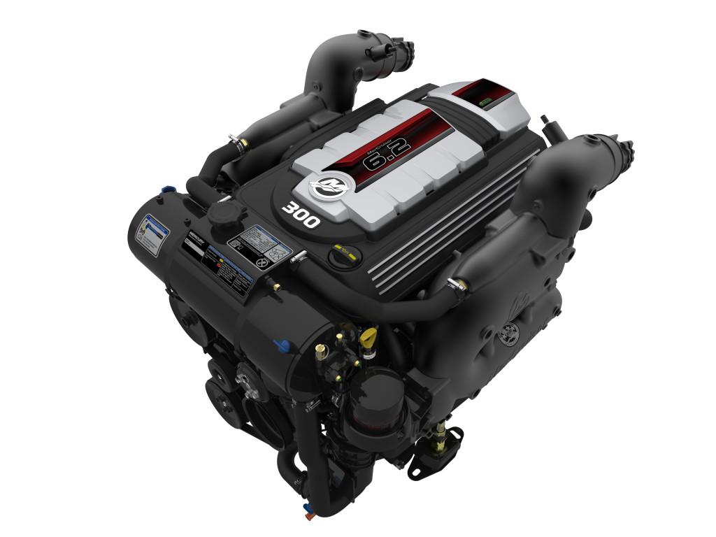 MerCruiser 6.2L 300pk Inboard DTS
