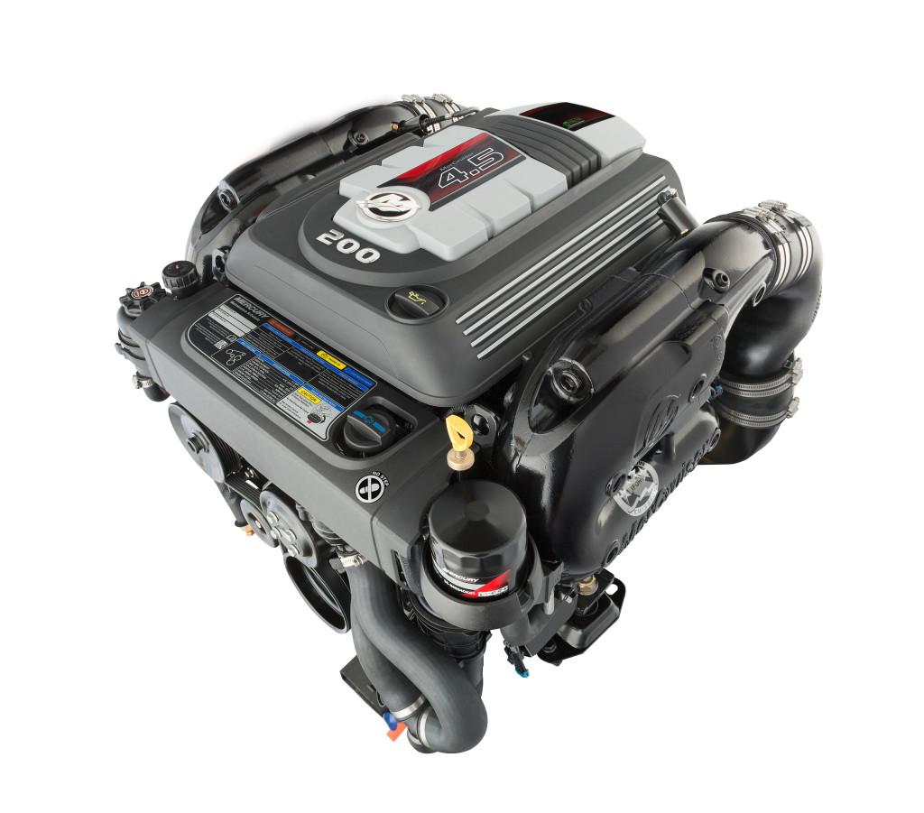 Mercury Mercruiser Motoren