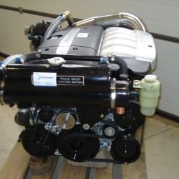 Mercedes 270CDI diesel motor