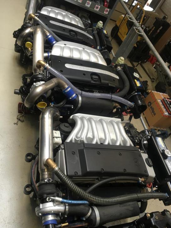 Mercedes 270-320 CDI diesel motor