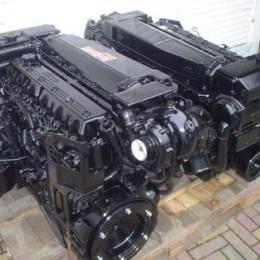 Mercruiser D254 diesel