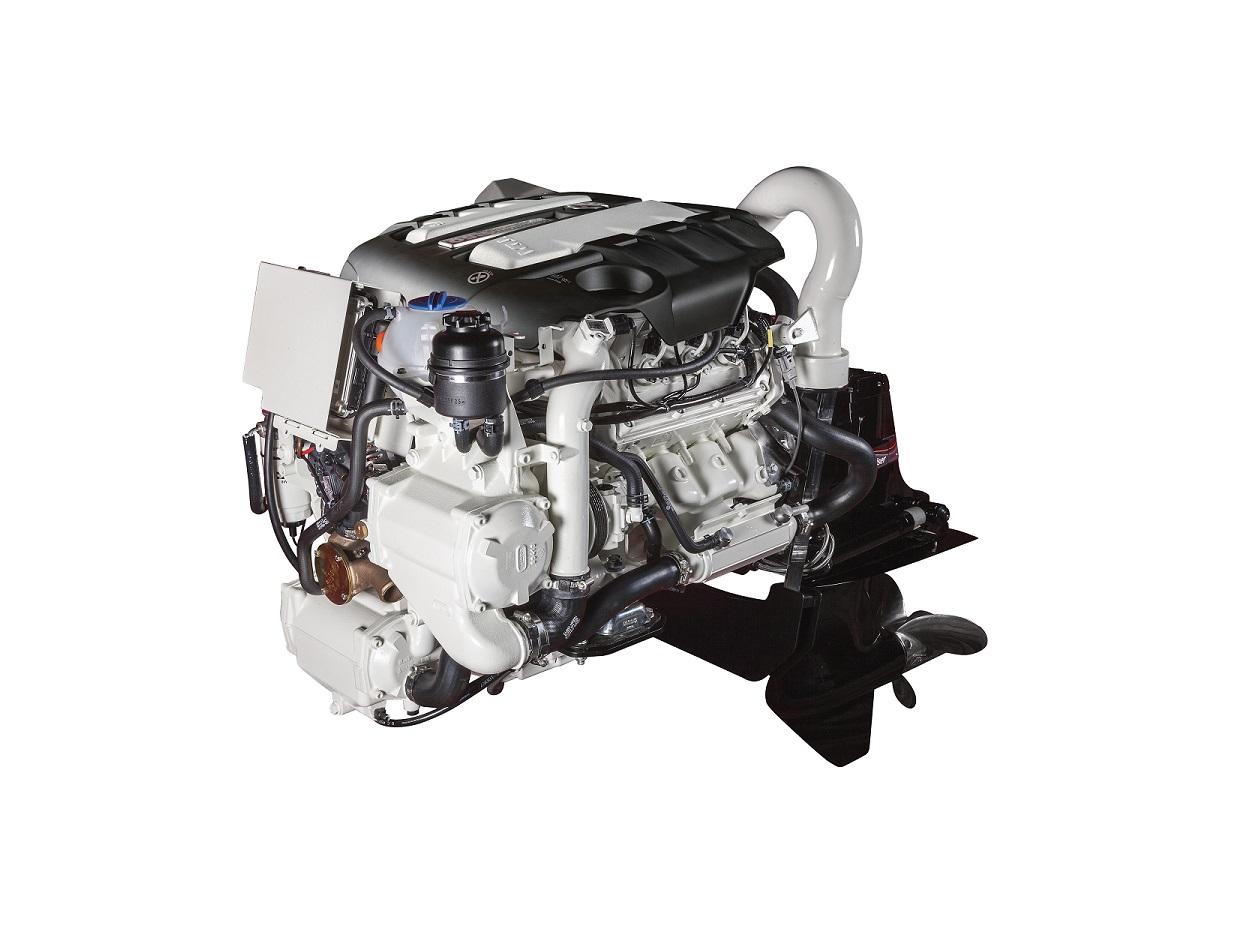 Mercruiser diesel motoren
