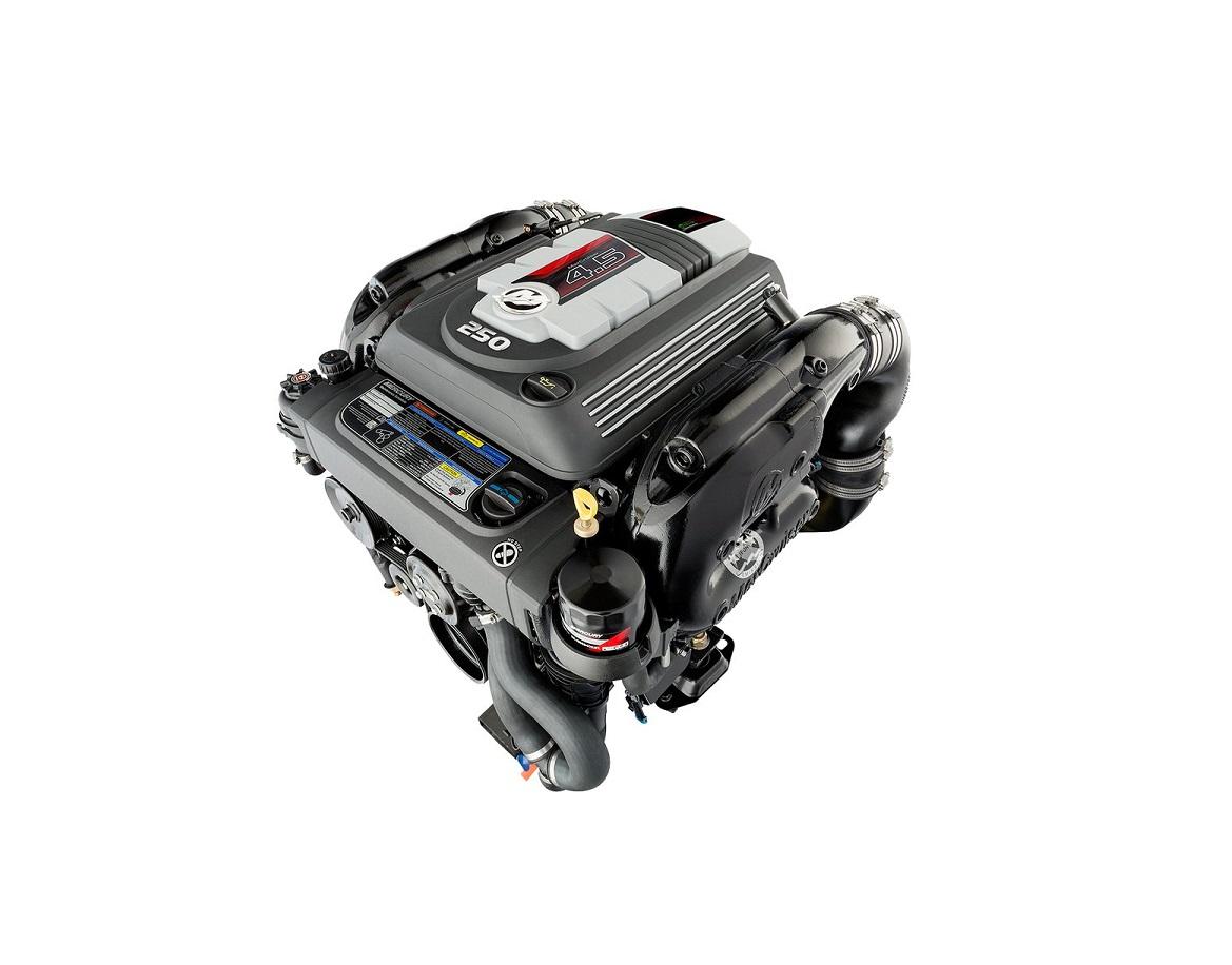 MerCruiser Benzine motoren